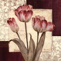 Trio Sonata III - mini Fine-Art Print