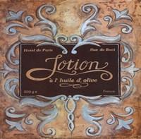 Lotion de Paris - special Fine-Art Print