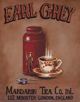 Earl Grey - mini Fine-Art Print