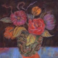 Orange Shadow - special Fine-Art Print