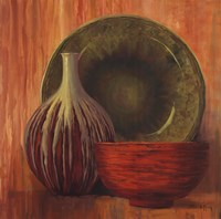 Ceramic Study I Fine-Art Print