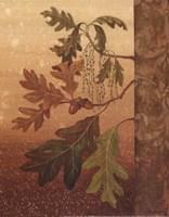 Oak Leaves - Mini Fine-Art Print