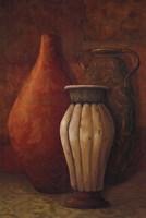 Exotic Vessels I Fine-Art Print