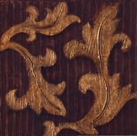 Gold Acanthus I Fine-Art Print