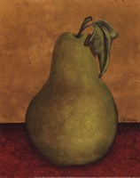 Pear - mini Fine-Art Print