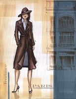 Rain Paris Fine-Art Print