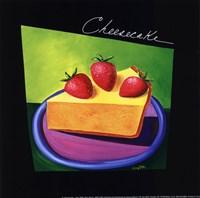 Cheesecake - mini Fine-Art Print