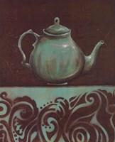 Tea Fusion I Framed Print