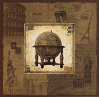 Globe II Fine-Art Print
