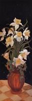 Daffodils at Dark Fine-Art Print