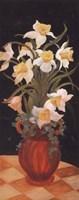 Daffodils at Dark - mini Fine-Art Print