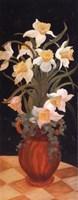 Daffodils at Dark - petite Fine-Art Print