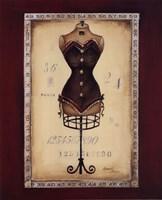 Taille de Robe II - mini Fine-Art Print