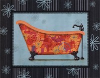 Retro Tub I Fine-Art Print