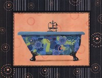 Retro Tub II Fine-Art Print