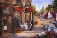Caf de'Vittori I Fine-Art Print