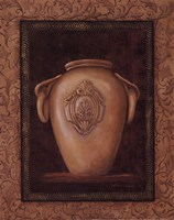 Ancient Pottery I - mini Fine-Art Print