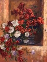 Flores de Espaa I Fine-Art Print