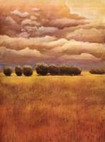 Golden Fields I Fine-Art Print