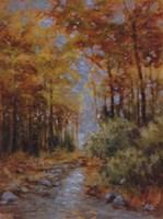 Country Retreat II Fine-Art Print