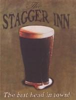 Stagger Inn Fine-Art Print