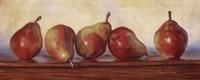 Pears II Fine-Art Print