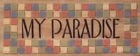 My Paradise Fine-Art Print