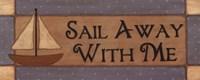 Sail Away With Me Fine-Art Print
