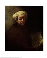 Self-Portrait as Apostle Paul Fine-Art Print