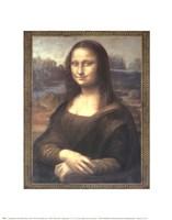 Mona Lisa, c.1507 Fine-Art Print