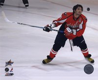 Alex Ovechkin 2008 NHL All-Star Game Skills Competition Fine-Art Print