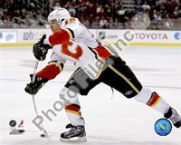 Jarome Iginla 2007-08 Action Fine-Art Print