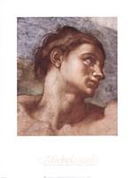 Sistine Chapel Adam Fine-Art Print