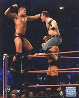 Randy Orton - Wrestlemania 24, 2008 #486 Fine-Art Print