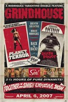 Grindhouse Final Wall Poster
