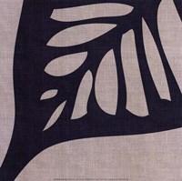 Shadow Leaf III Fine-Art Print