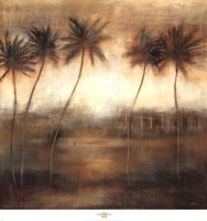 Five Palms Fine-Art Print