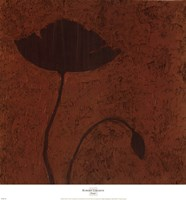 Poppy (Metallic) Fine-Art Print