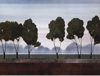 Six Trees Fine-Art Print