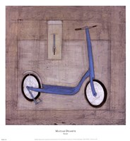 Scoot Fine-Art Print