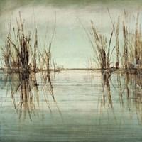 Blue Tranquility I Fine-Art Print