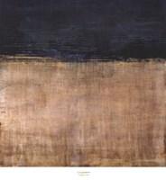 Pompeian Teal Fine-Art Print