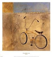 My Bike Fine-Art Print