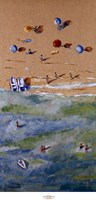 Between Sea and Sand I Fine-Art Print