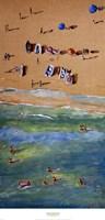 Between Sea and Sand II Fine-Art Print