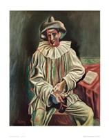 Pierrot Fine-Art Print