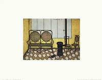 Interieur Fine-Art Print