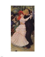 Dance at Bougival Fine-Art Print
