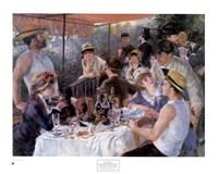 Le Dejeuner des Canotiers Fine-Art Print