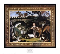 Peaceable Kingdom of the Branch Fine-Art Print
